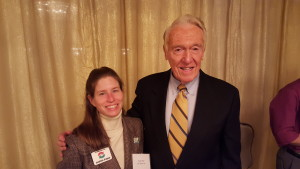 HV Shred President Judith Papo had the pleasure and privilege to introduce Coach Levy at the annual Banker, Attorney, CPA Networking Event